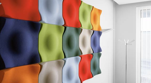 Acoustic Swell Wall Panels