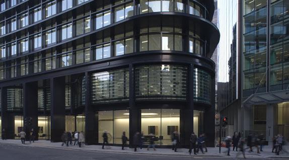 60 Threadneedle Street Reception