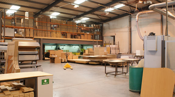 Inside Elite Furniture Production