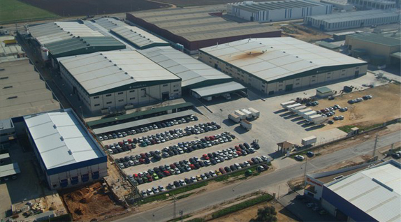 Forma 5 production facility