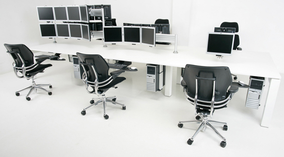 Humanscale office