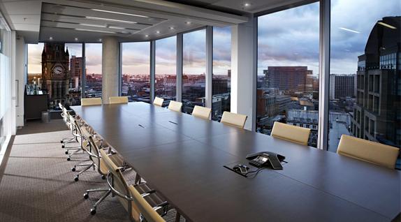 ICF meeting room furniture