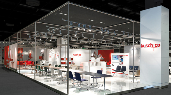 Kusch+Co at Orgatec