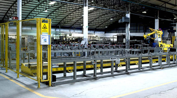 Levira factory