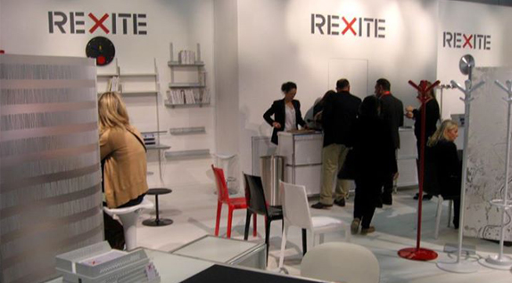 Rexite at Orgatec
