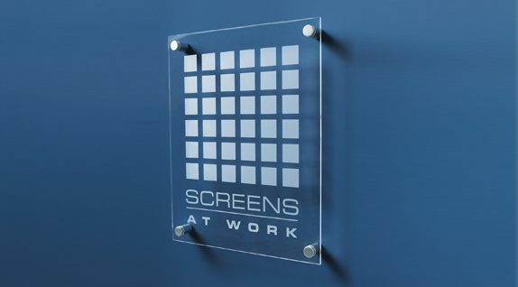 About Screens at Work