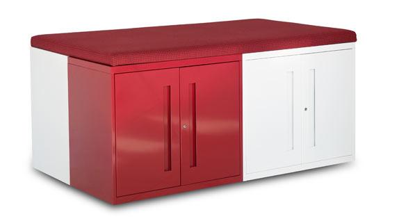 Office storage by Silverline