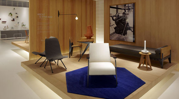 Vitra Showroom Stand