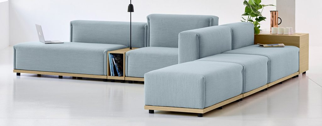 Shuffl Sofa The Perfect Modular System Apres Furniture